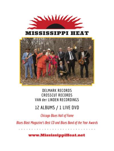 Mississippi Heat Press Kit PDF